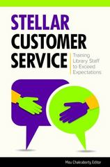 Stellar Customer Service 1st Edition 9781440840760 1440840768