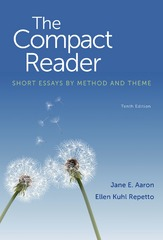The Compact Reader 10th Edition 9781457632976 1457632977