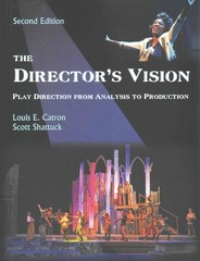 The Director's Vision 2nd Edition 9781478629634 1478629630
