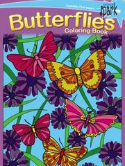 Spark - Butterflies Coloring Book 1st Edition 9780486802176 0486802175