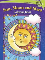 Spark - Sun, Moon and Stars Coloring Book 1st Edition 9780486802169 0486802167