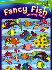 Spark - Fancy Fish Coloring Book 1st Edition 9780486802206 0486802205