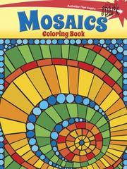 Spark - Mosaics Coloring Book 1st Edition 9780486802138 0486802132