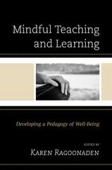 Mindful Teaching and Learning 1st Edition 9781498506670 1498506674