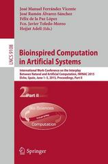 Bioinspired Computation in Artificial Systems 1st Edition 9783319188331 331918833X