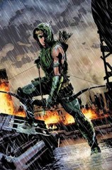 Green Arrow By Jeff Lemire & Andrea Sorrentino Deluxe Edition 1st Edition 9781401257613 1401257615