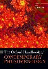 The Oxford Handbook of Contemporary Phenomenology 1st Edition 9780198753025 0198753020