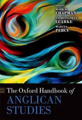 The Oxford Handbook of Anglican Studies 1st Edition 9780199218561 0199218560
