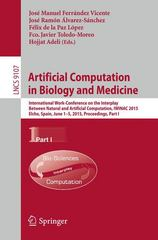 Artificial Computation in Biology and Medicine 1st Edition 9783319189147 331918914X
