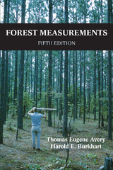 Forest Measurements 5th Edition 9781478629085 1478629088