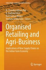 Organised Retailing and Agri-Business 1st Edition 9788132224754 8132224752