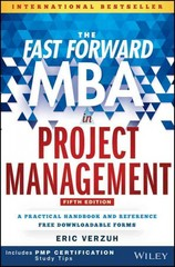 The Fast Forward MBA in Project Management 5th Edition 9781119148227 1119148227