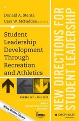 Student Leadership Development Through Recreation and Athletics 1st Edition 9781119148760 1119148766