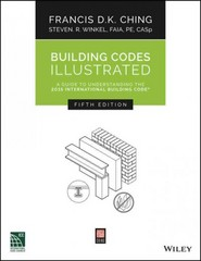 Building Codes Illustrated 5th Edition 9781119150947 1119150949