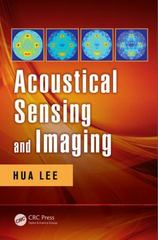 Acoustical Sensing and Imaging 1st Edition 9781498725736 1498725732