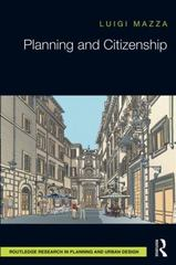 Planning and Citizenship 1st Edition 9781138940758 1138940755