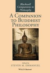 A Companion to Buddhist Philosophy 1st Edition 9781119144663 1119144663
