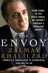 The Envoy 1st Edition 9781250083005 1250083001