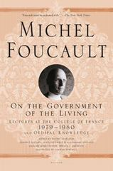 On the Government of the Living 1st Edition 9781250081612 1250081610