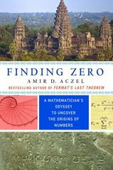 Finding Zero 1st Edition 9781250084910 1250084911