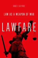 Lawfare 1st Edition 9780190263577 0190263571