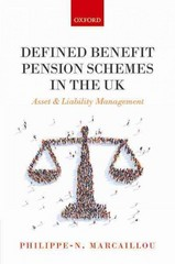 Defined Benefit Pension Schemes in the UK 1st Edition 9780198738794 019873879X