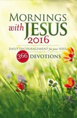 Mornings with Jesus 2016 1st Edition 9780310347125 0310347122