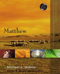 Matthew 1st Edition 9780310522904 0310522900
