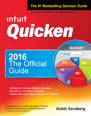 Quicken 2016 The Official Guide 5th Edition 9781259589744 1259589749