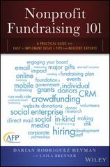 Nonprofit Fundraising 101 1st Edition 9781119100461 1119100461