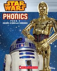 Star Wars Phonics Boxed Set #2 (Star Wars) 1st Edition 9780545840453 0545840457