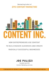 Content Inc.: How Entrepreneurs Use Content to Build Massive Audiences and Create Radically  Successful Businesses 1st Edition 9781259589669 1259589668
