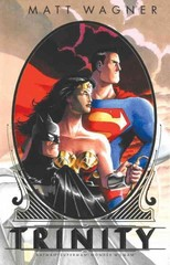 Batman/Superman/Wonder Woman: Trinity Deluxe Edition 1st Edition 9781401256906 1401256902