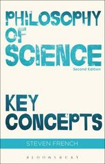 Philosophy of Science: Key Concepts 2nd Edition 9781474245241 1474245242