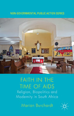 Faith in the Time of AIDS 1st Edition 9781137477767 1137477768