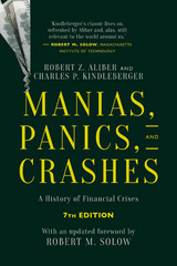 Manias, Panics, and Crashes 7th Edition 9781137525758 1137525754