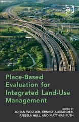 Place-Based Evaluation for Integrated Land-Use Management 1st Edition 9781317080534 131708053X