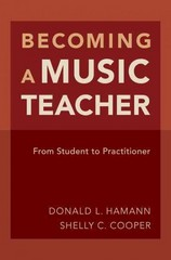 Becoming a Music Teacher 1st Edition 9780190245092 0190245093