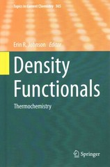 Density Functionals 1st Edition 9783319196916 331919691X