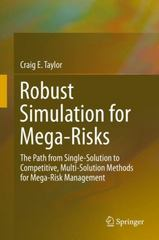 Robust Simulation for Mega-Risks 1st Edition 9783319194127 3319194127