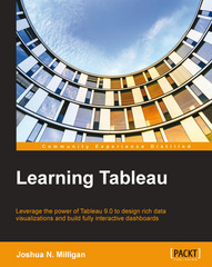 Learning Tableau 1st Edition 9781784391164 1784391166