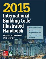 2015 International Building Code Illustrated Handbook 1st Edition 9781259586132 1259586138