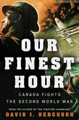 Our Finest Hour 1st Edition 9781443418751 1443418757
