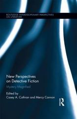 New Perspectives on Detective Fiction 1st Edition 9781138910980 1138910988