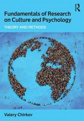 Fundamentals of Research on Culture and Psychology 1st Edition 9780415820325 0415820324