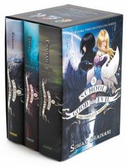 The School for Good and Evil Series Complete Box Set 1st Edition 9780062434975 0062434977