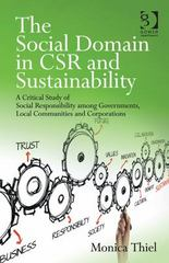 The Social Domain in CSR and Sustainability 1st Edition 9781317015796 1317015797