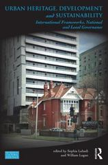 Urban Heritage, Development and Sustainability 1st Edition 9781138845756 1138845752