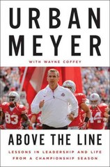 Above the Line 1st Edition 9781101980705 1101980702