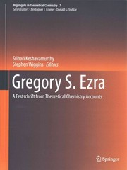 Gregory S. Ezra 1st Edition 9783662473771 3662473771